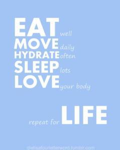 health poster - Copy